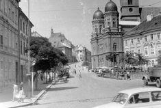 Hana Fábry Prešpurská Watchcat slovenskej politiky - Fotoalbum - Bratislava historická Bratislava, Back In Time, Old Photos, To Go, Street View, Marvel, Architecture, City, Building