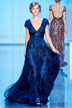 Défilé Elie Saab Automne-hiver 2011-2012 Haute couture