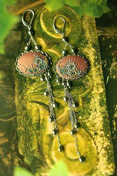 star swing earrings by jennifermorris, via Flickr