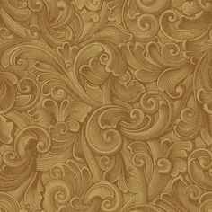 Engrave Swirls 4 Taupe fabric by wrapartist on Spoonflower - custom fabric