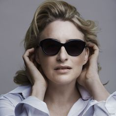 © Synsam | Katja Ståhl | 2014 Campaign, Faces, Sunglasses, Fashion, Steel, Moda, Fashion Styles, Face, Fasion