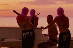 In Praise of Spring Breakers' Britney Scene -- Vulture
