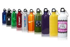 Quench Your and Customer's Thirst For Water And Brand Awareness With Promotional Bottles Printed Water Bottles, Promo Gifts, Aluminum Water Bottles, Marketing Budget, Personalized Water Bottles, Strong Body, Stainless Steel Water Bottle, Drinkware, Lemonade