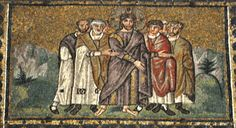 The Arrest of Jesus Church of Sant'Apollinare Nuovo, Ravenna
