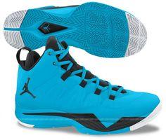 Jordan Super.Fly 2 – Blue – Black – White