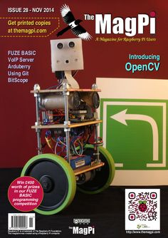 The MagPi Magazine. Issue 28