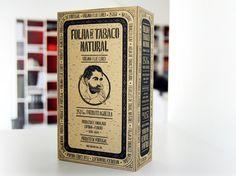 'Folha de Tabaco Natural' by Francisco Elías