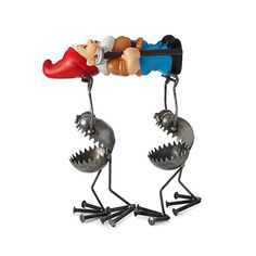 Look what I found at UncommonGoods: Gnome-Be-Gones With Gnome for $125.00