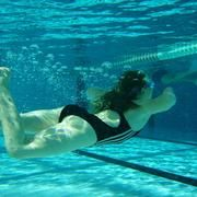 How to Learn to Swim as an Adult | LIVESTRONG.COM I am 57 and never learned to swim.  This is one of my biggest regrets.  We made sure our daughter learned when she was still little.  I wonder if there is still time for me?