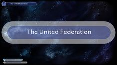 The United Federation banner