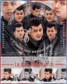 20th Birthday, Happy Birthday, Are You Happy, Blessed, Actors, Boys, Movie Posters, Movies, Instagram