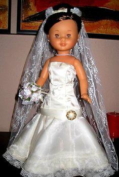 Girls Dresses, Flower Girl Dresses, Bride Dolls, Barbie, Doll Clothes, Wedding Gowns, Fancy, Fashion, Vestidos