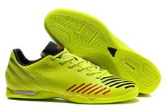 adidas Predator LZ IC Indoor Soccer Shoes Electricity Black Infrared