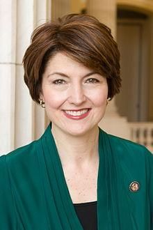Congresswoman @Cathy Ma McMorris Rodgers -- Republican from Washington, loving mother and wife, and House Republican Conference Chair. We're proud to call her a friend and great leader of our team. #womensday