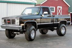 GMC sierra - 1985- dream vehicle