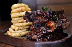 'Chopped' Judge Chris Santos' Oven-Grilled Baby Back Ribs | Fox News Magazine