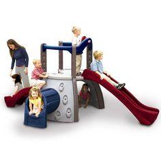 Endless Adventures® Double Decker Super Slide™ at Little Tikes