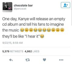 Funny Kanye West Tweet - http://jokideo.com/funny-kanye-west-tweet/