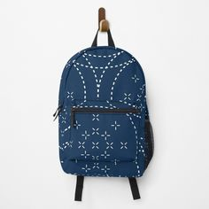 Japanese Patterns, Custom Bags, Different Styles, Fashion Backpack, Pattern Design, Shells, Backpacks, Art Prints, Printed