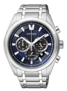 Relojes Citizen Super Titanio Crono CA4010-58L
