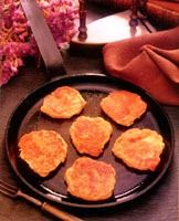 Boxty (Grew up on these, made by my great-grandmother Shaughnessy in Minnesota, where she had homesteaded.  Love these. I love them loaded with butter! Not traditional, but butter and a sprinkle of sugar is how she gave them to me.. that was in 1950's, and she was in her late seventies)