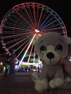 Der Wiener Prater ist mit Sicherheit einer der meistbesuchten Attraktionen in Wien, hier mein Blog dazu: Wiener Prater, Ferris Wheel, Fair Grounds, Travel, Safety, Viajes, Destinations, Traveling, Trips