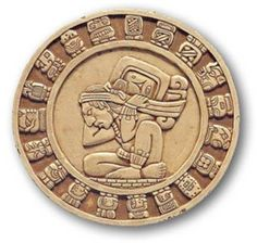 "The Haab      The HAAB (AB' in K'iche') is the Mayas' solar and secular calendar. It consists of a 365-day cycle divided in 18 ""months"" of 20 days each (18 x 20 = 360)  and of a final period of 5 days. Just as the TZOLK'IN, the HAAB was mostly used by the Amerindian civilizations, especially by the Aztecs, under the name of XIUHPOHUALLI. Together with the sacred calendar TZOLK'IN, the HAAB is divided in cycles of 52 years called ""Amerindian Century"" or ""Calendar Round""."
