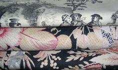 Early French fabrics