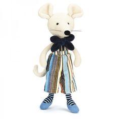 Jellycat Kuscheltier Bashful Mr. Monty Maus - Bonuspunkte sammeln, auf Rechnung bestellen, DHL Blitzlieferung!