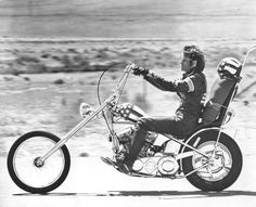 Captain America. Easy Rider. Since 1969. http://sincetheblog.com/2014/11/18/captain-america/