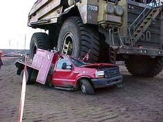 Mining Truck Accidents | Mining truck accident