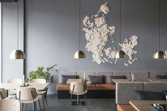 F&B concept for Palæo – Primal Gastronomi by Johannes Torpe Studios, Copenhagen – Denmark » Retail Design Blog