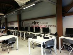 ÇSM - Ara yapı 3.kat çalışma salonu