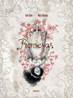 """Ana Juan ilustra """"Promesas"""", el libro de Matz Manka que narra la historia de una despedida y 6 promesas que mantendrán viva la llama del amor.   Edelvives publica esta obra en su sello Contempla."""