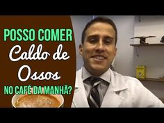 (24) Caldo de Ossos no Desjejum | Dr. Juliano Pimentel - YouTube Youtube, Low Carb, Brunch, Bone Marrow Broth, Intermittent Fasting, Bones, Youtubers, Youtube Movies, Brunch Party