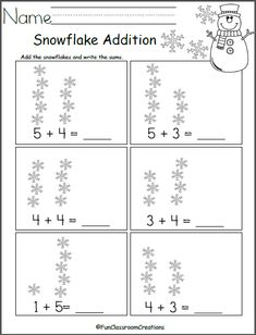 Snowflake Addition