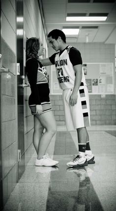 Basketball couple pictures, cute senior pictures, basketball couples, b Basketball Couple Pictures, Basketball Couples, Basketball Boyfriend, Cute Senior Pictures, Sports Couples, Cheer Pictures, Cute Couple Pictures, Sports Pictures, Basketball Players