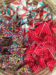 Origami Lobitos