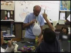 """""""Glove-o-Phones"""" Science Lesson Trailer. Students discover how a vibrating balloon is like their vocal cords. They build a musical instrument that makes weird sounds when they blow into it. Rock-it Science lessons combine storytelling with hands-on experiments. To see the full lesson and download the free Teacher Guide, go to http://www.rockitscience.com and join our Online Teacher Community."""