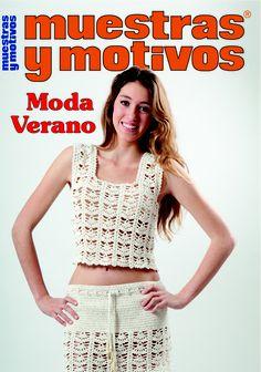 MUESTRAS Y MOTIVOS #Revista moda de #verano