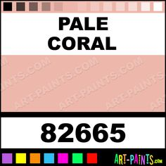 Pale Coral