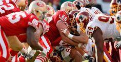San Francisco 49ers vs. Washington Redskins