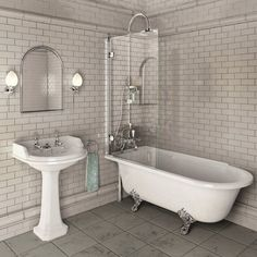 Image result for free standing shower bath