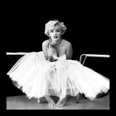 Horst's photograph of Marilyn Monroe is one of the best ever taken of this Hollywood icon