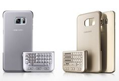 Samsung Keyboard Cover For Note5 And S6 Edge+ Smartphones