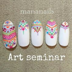 You don't need to choose the same nail art patterns over and over again. Gorgeous Nails, Pretty Nails, Fabulous Nails, Really Cute Nails, Love Nails, Western Nails, Nail Atelier, Elegant Nail Art, Dot Nail Art
