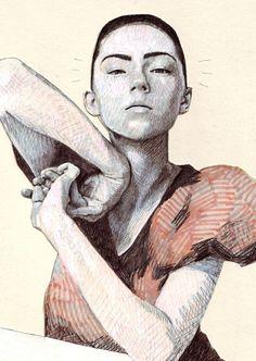 Illustration © by Anna Higgie