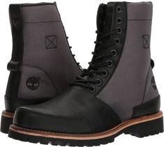 Timberland Mens Ltd Leather Fabric Boot Black D Medium * See this great product. (This is an affiliate link) Timberland Mens, Leather Fabric, Brand You, Discount Shoes, 5 D, Black Boots, Combat Boots, Clothes, Shopping
