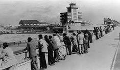 Resultado de imagem para Fotos antigas do Aeroporto de Congonhas