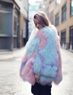 Pastel Fur